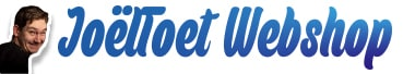 JoëlToet Webshop